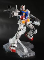 MG 1/100 RX-78-2 Ver. 3.0 by AndrewMS