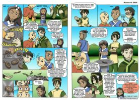Avatar comic by Bizmarck