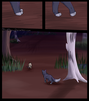 The Recruit- Pg 203 by ArualMeow