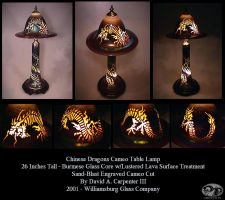 Chinese Dragon Lamp by Evil-FX