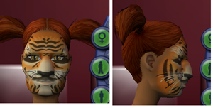 "The sims 2 ""Tiger Skin"" by Litessa"