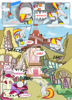 MLP FIM STARS Chapter-1 Dreams Page-4 by MultiTAZker