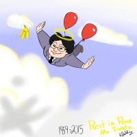 Rest in Peace Mr. Iwata by RobTheArtGuy