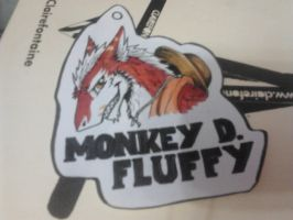 my new badge by lorduria