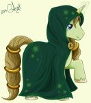 Sage Pony Hooded by x-Angel0