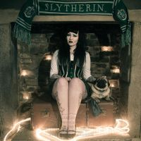 Heiress of Slytherin by Lady-Twiglet