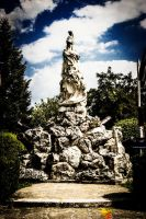 Epitas at Ioannina Central Park by JapeKing