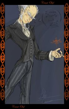 +Count Olaf+ by trisis