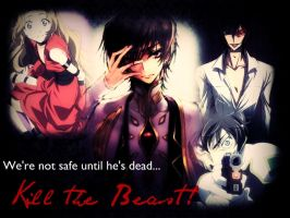 Kill the Beast by XIn-My-Darkest-HourX