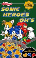 Sonic Heroes Oh's by CCgonzo12