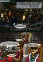 Robin Hood page 1 by MikeOrion