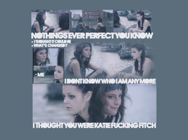Skins - Katie and Effy. by Spenne