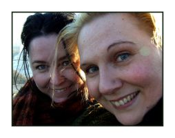 Two on tour by Tricia-Danby