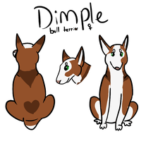 Dimple by brittry