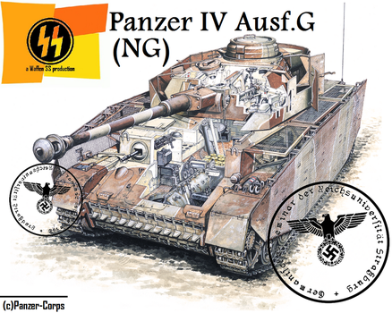 Prototype Scheme for Panzer IV Ausf.G by Joseph-MNBC