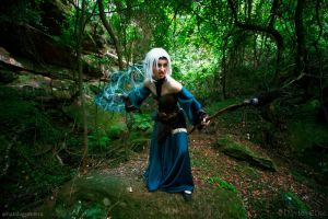 Dragon Age: Origins - Elvhenan 6 by HayleyElise