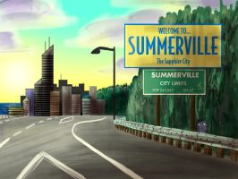 Welcome to Summerville by JFMstudios