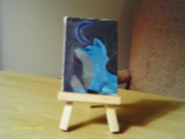 little painting. by moonlightartistry