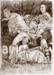 Rugby Unstoppable Force by mr-macd