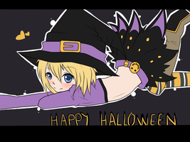 DT- Happy Halloween by KisemiV1
