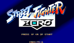 street fighter ZERO by metal-slug-233