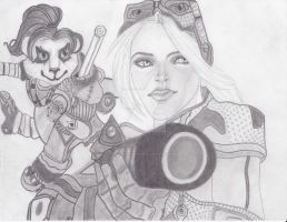 Heroes of the storm contest! by christinlee