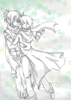 no 6 of Nezumi X Shion 8DD by etto-sama