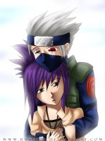 KakashiAnko for Ichigo-love by rruss23