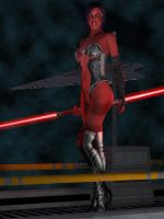 Sith Assassin by LascielX