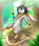 Heya there, Im the that magical flying mouse by Ratlovera5