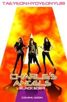 Charile's Angels Black Soshi by helloworld409