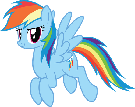 Rainbow Dash by LooseKnot