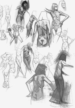 Figure study session aug30th by vladgheneli