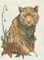 Mrs. Packletide's Tiger by NicolaWallace