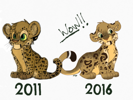 Improvement!! by Kitago