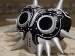 Steampunk Majora's Mask 1 by Opheroth