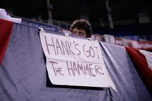 Hank's Got the Hammer by calebrw
