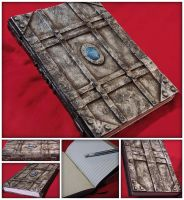 Grimoire by ryoshi-un