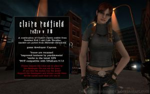 Claire Redfield RE2CV 1.0 by beautifulmidnight42