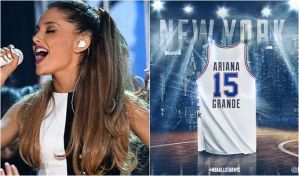 Ariana Grande Slated For Halftime Performance at 2 by titanicyapp