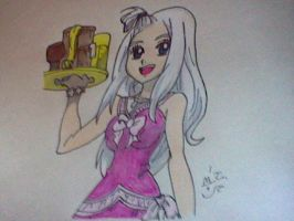Mirajane (From Fairy Tail) by LittleEmers27