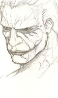 Joker sketch for 3000 by mr-boom