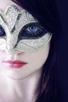 The Masked Beauty by crazy-bree