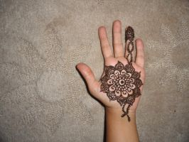 Mehndi Party 1 by A-w0man