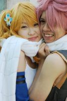 Fairy Tail: Close Comfort by gya-inc