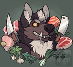 meat mutt by ForestFright
