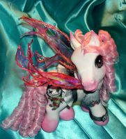 Pink Toy Fae by customlpvalley