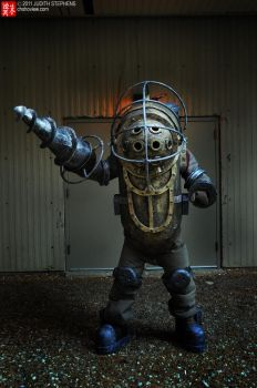 AnimeCentral 11 - Bioshock 01 by TheDreamerWorld