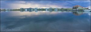 Reflections on a stormy day 3 by Dylan-M