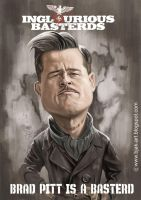 Inglourious Basterds by Bjak